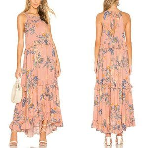 Free People Anita Boho Maxi Dress Small NWT